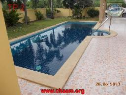 Swimming pool i chaam